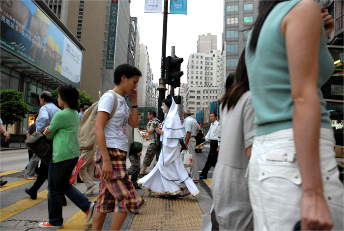 The Kuan Yin Project - Hong Kong